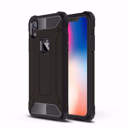 Imagine Husa Protection 360 iPhone X/XS Neagra