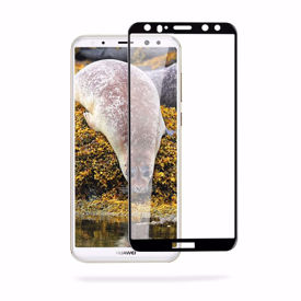 Imagine Folie de sticla 5D Huawei Mate10 Pro Neagra