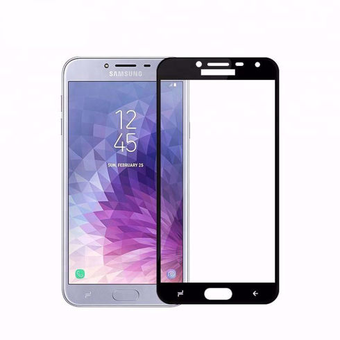 Imagine Folie de sticla full size Samsung Galaxy J4 Neagra