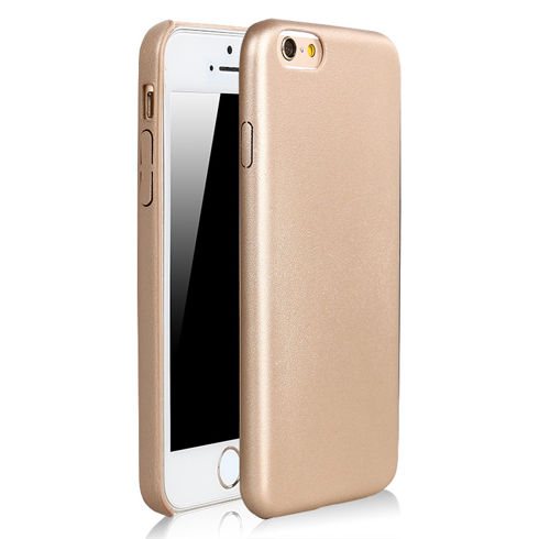 Imagine Husa TPU Ultra Slim iPhone 6 Gold