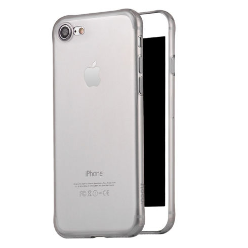 Imagine Husa de protectie din silicon iPhone 6s transparenta