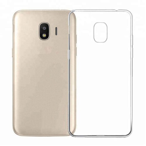 Imagine Husa de protectie din silicon Samsung Galaxy J7 2017 transparenta