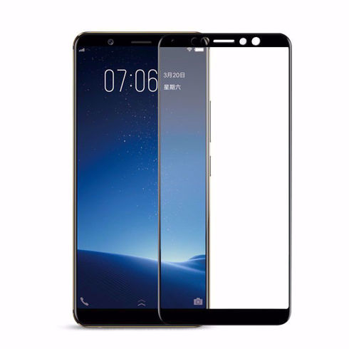 Imagine Folie de sticla full size Samsung Galaxy J6 2018 Neagra