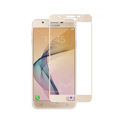 Imagine Folie de sticla full size Samsung Galaxy J3 2016 Gold