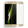 Imagine Folie de sticla full size Samsung Galaxy A5 2016 Gold