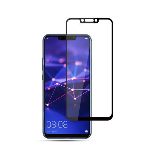 Imagine Folie de sticla full size Huawei Mate 20 Lite Neagra