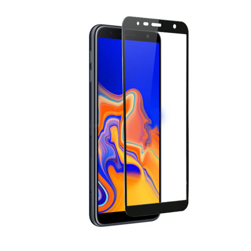 Imagine Folie de sticla full size Samsung Galaxy J4 Plus Neagra